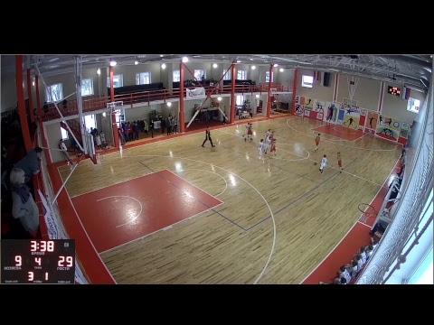 02.02.2019 Космос (Самара )- СШОР №2 (Волгоград)