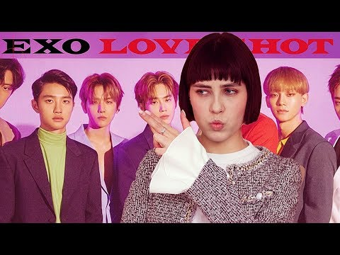 EXO 엑소 - Love Shot (Russian Cover || На русском)