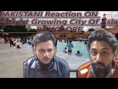 Pakistani React | Bangalore City Travel | Best Bangalore City Guide | AA Reactions