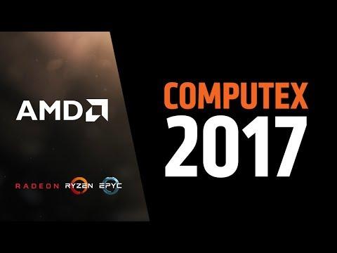 AMD at Computex 2017