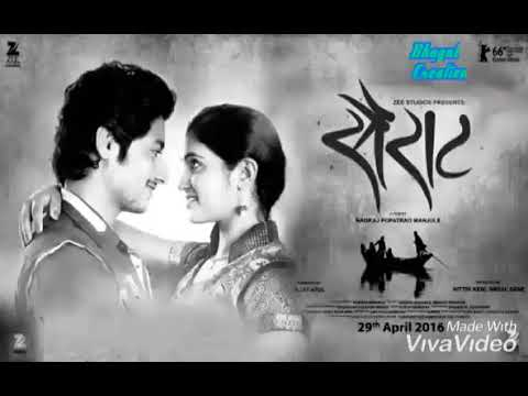 Sairat Movie Sad Flute Ringtone WhatsApp Status Video // Heart Touching Status