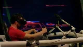 Elite: Dangerous + Joyrider + Oculus DK2