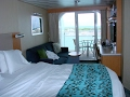 Allure of the Seas Superior Ocean View Balcony Tour