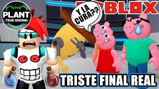 Triste Final Real en Piggy   Termina la Historia de Piggy   Juegos Roblox en Español