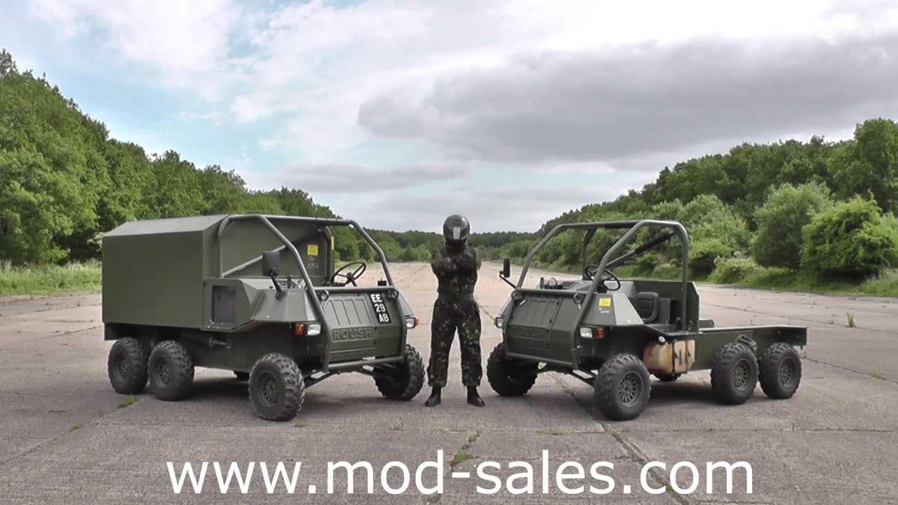 Lightweight Vehicles - Think Defence