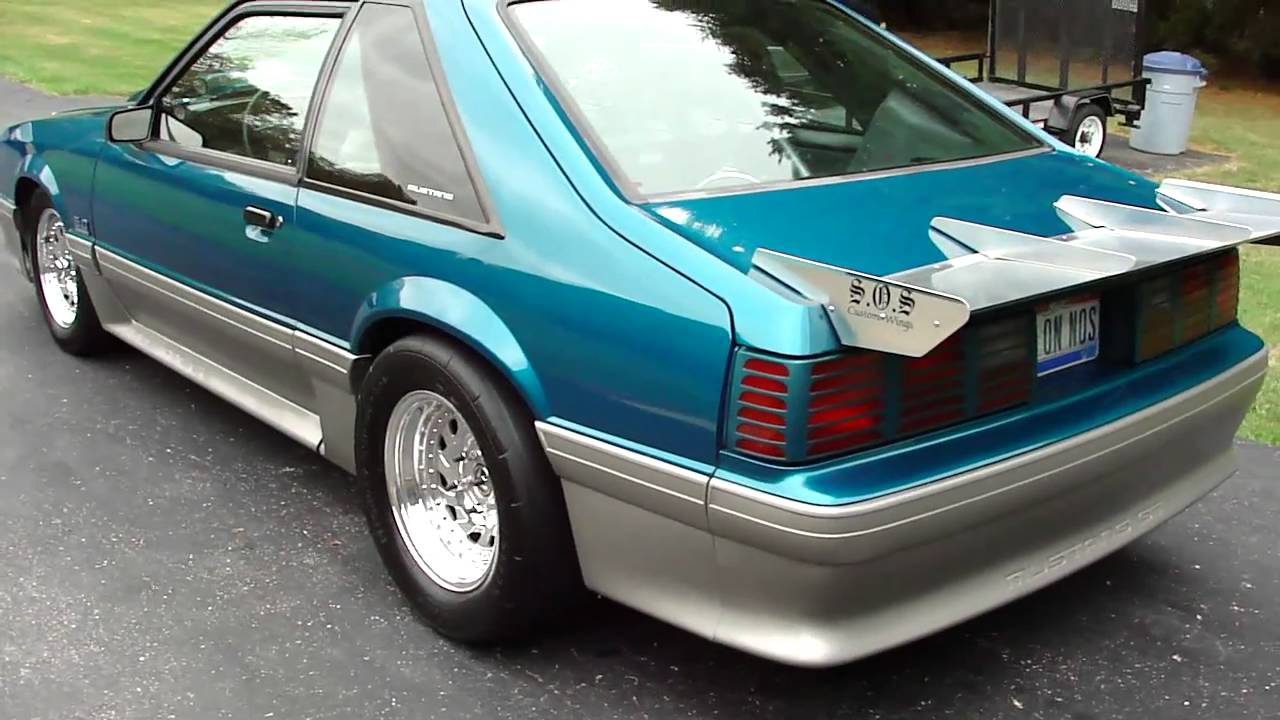 1993 mustang gt for sale on racingjunk youtube