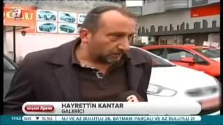 Galericilerin Gürcü plaka isyanı Ahaber