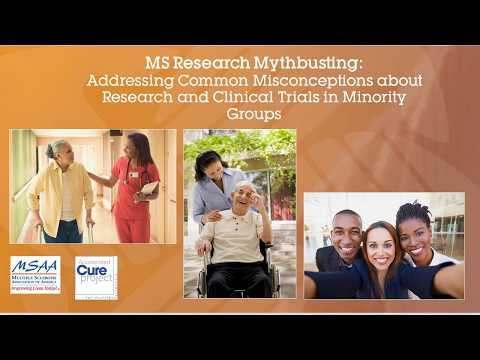 MS Research Mythbusting