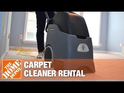 Carpet Cleaner Rental | The Home Depot Rental