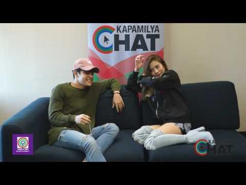 Kapamilya Chat With Ella Cruz And Julian Trono