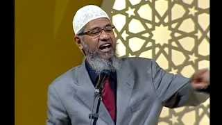 Dr Zakir Naik-If Label Shows Your Intent,Wear IT