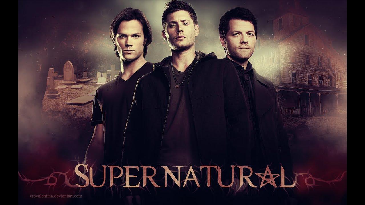 Supernatural Kamera Arkası (alt yazılı)
