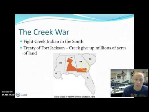 U.S. History Lesson 58: The War of 1812