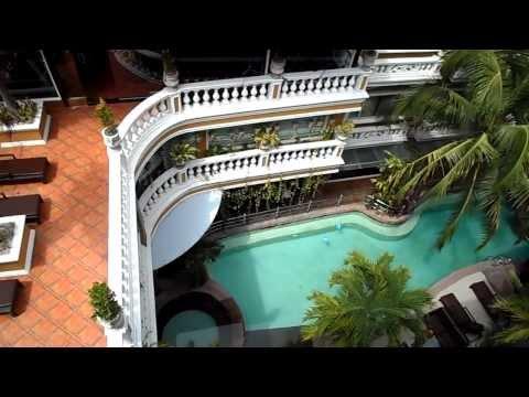 ABC Hotel Angeles City De Luxe Penthouse- Suite ,Philippines.