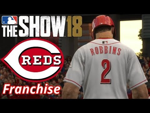 MLB The Show 18 (PS4) Reds Franchise Season 2019 Wild Card Game