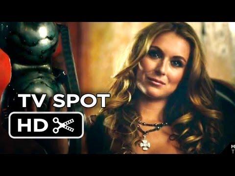 Machete Kills Movie TV SPOT - Madame Desdemona (2013) - Sofía Vergara Movie HD