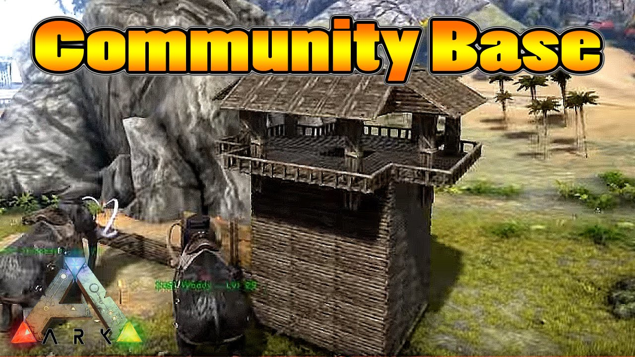 how to turn building anywhere on in ark
