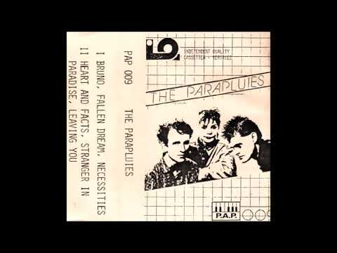 The Parapluies – Leaving You (P.A.P., Germany 198x)