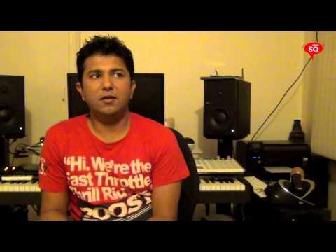 My musical journey, Sameeruddin