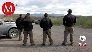 FBI supervisa zona de ataque a familia LeBaron en Sonora