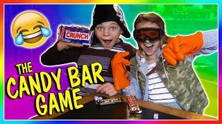 THE CANDY BAR GAME! | We Are The Davises