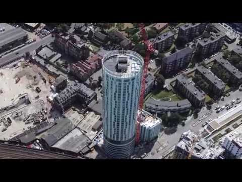 Vauxhall Sky Gardens Aerial view_Full - Video courtesy of @Mace