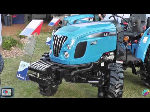 LS Tractor presente na Agrishow 2015