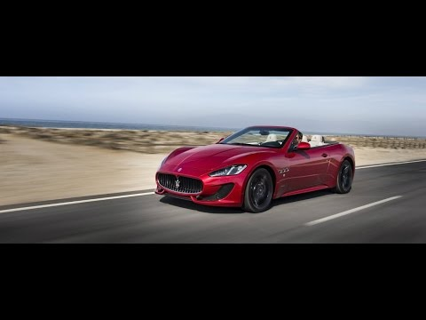 2016 maserati granturismo review ratings specs prices. Black Bedroom Furniture Sets. Home Design Ideas
