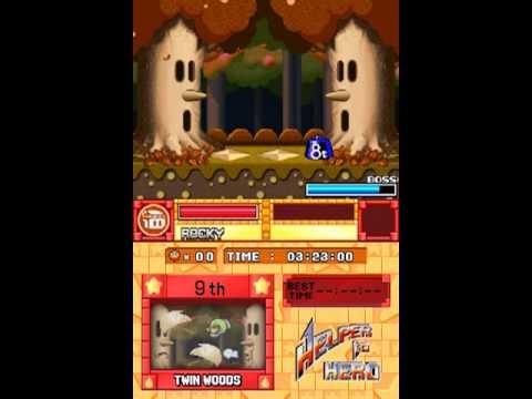 Kirby Super Star Ultra: Helper to Hero (Rocky)