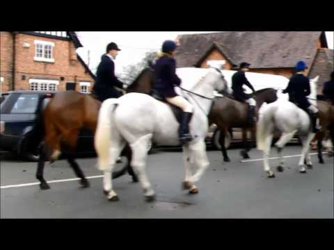 Cheshire Hunt Yewtree 2016