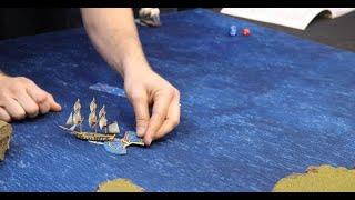 Frigate vs Frigate! Black Seas Scenario 1: Out of the Fog