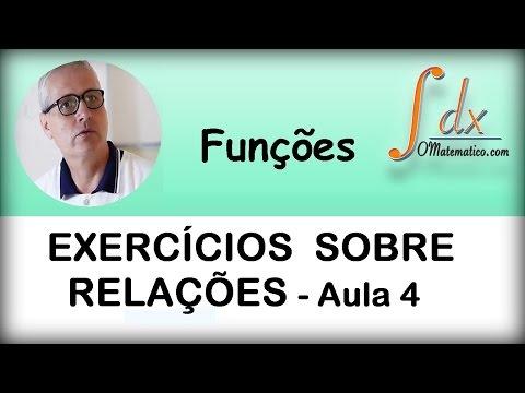 Grings - Funções - Exercício sobre Relações - ( Aula 4 )