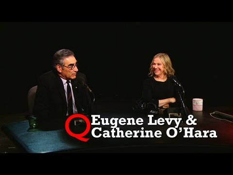 "Eugene Levy and Catherine O'Hara are up ""Schitt's Creek"""