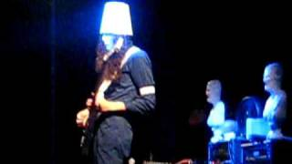 Buckethead - Crash Victim/The Embalmer @ BB King 5/30/09