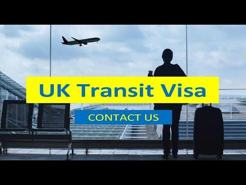 UK Airport Transit Visa L Contact Us