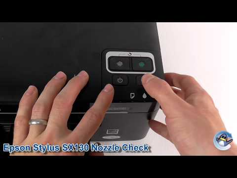 epson-stylus-sx130:-how-to-do-a-nozzle-check-pattern
