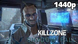 Killzone: Shadow Fall - (PS4) NEW Gameplay [1440p] TRUE-HD QUALITY