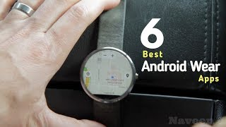6 Best Android Wear Apps of 2018