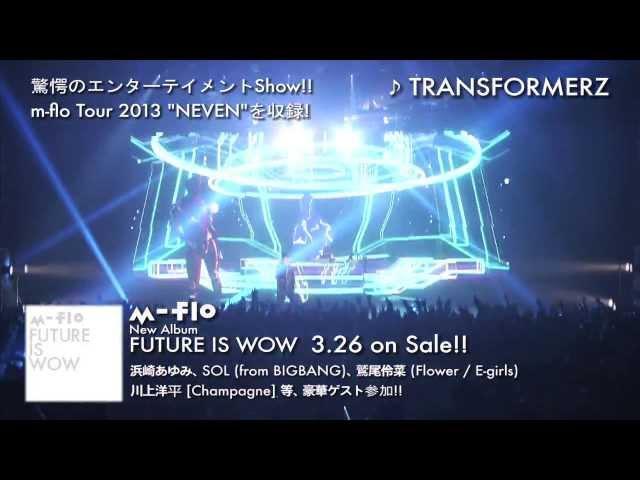 m-flo TOUR 2013
