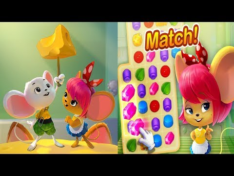 (New Games Mobile) Mouse House: Puzzle Story Walkthrough Gameplay Android/iOS