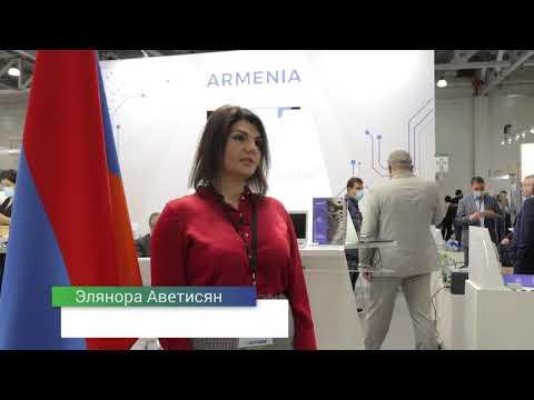 ExpoElectronica и ElectronTechExpo 2021: Отзывы участников – Республика Армения