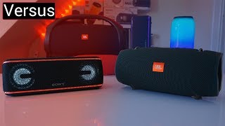 JBL Xtreme 2 Vs Sony XB41 - They're Both New And Improved