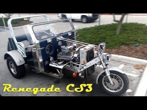 Trike Renegade CS3