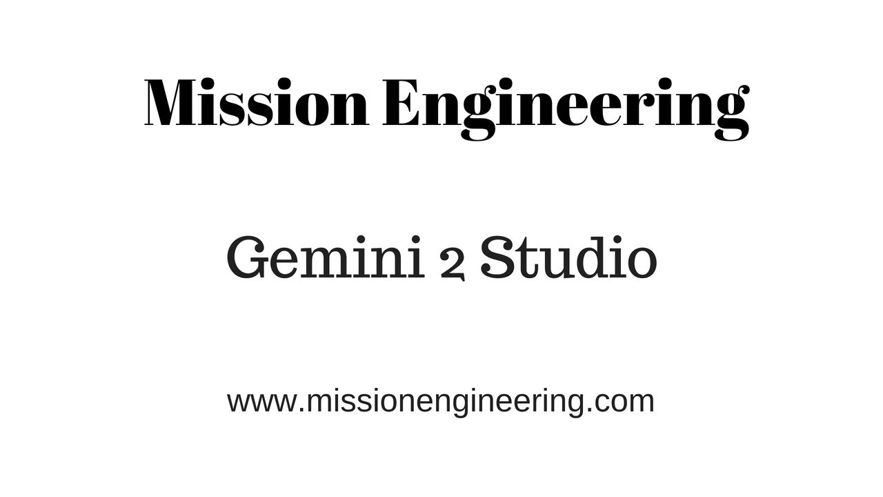 Mission Engineering - Gemini 2 Studio FRFR Powered Monitor (Review and  Overview) Pt  1