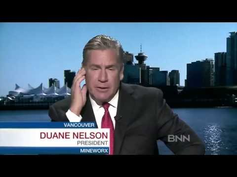 Mineworx president interviewed on BNN Commodity Show