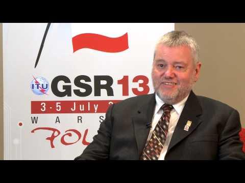 GSR13: Ronald Box, Regulator, Government of the Republic of Vanuatu - Interview at GSR13