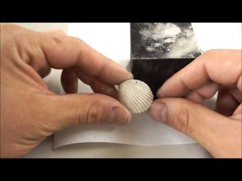 Art Clay Silver Basic Kit #4 - Shell Pendant