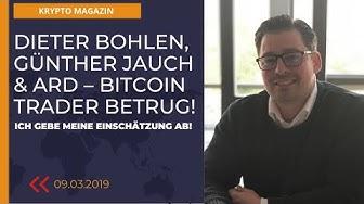 Dieter Bohlen, Günther Jauch & ARD – Bitcoin Trader Betrug!