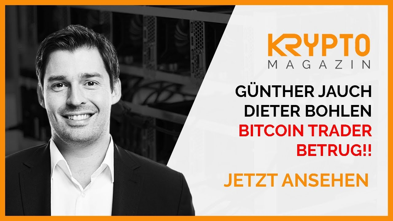 GГјnther Jauch Bitcoin