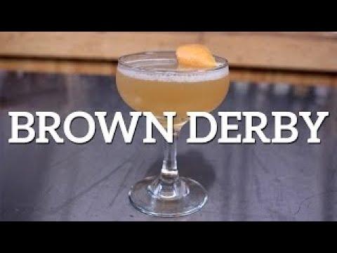 Brown Derby Cocktail Recipe